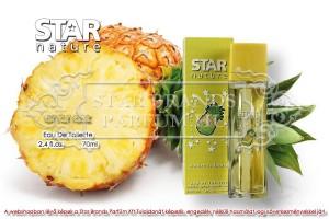 Ananász illatú parfüm 70ml EDT