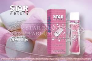 Mályvacukor illatú parfüm 70ml EDT