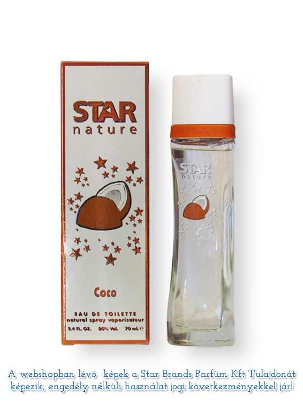 Star Nature Kókusz illat EDT 70ml