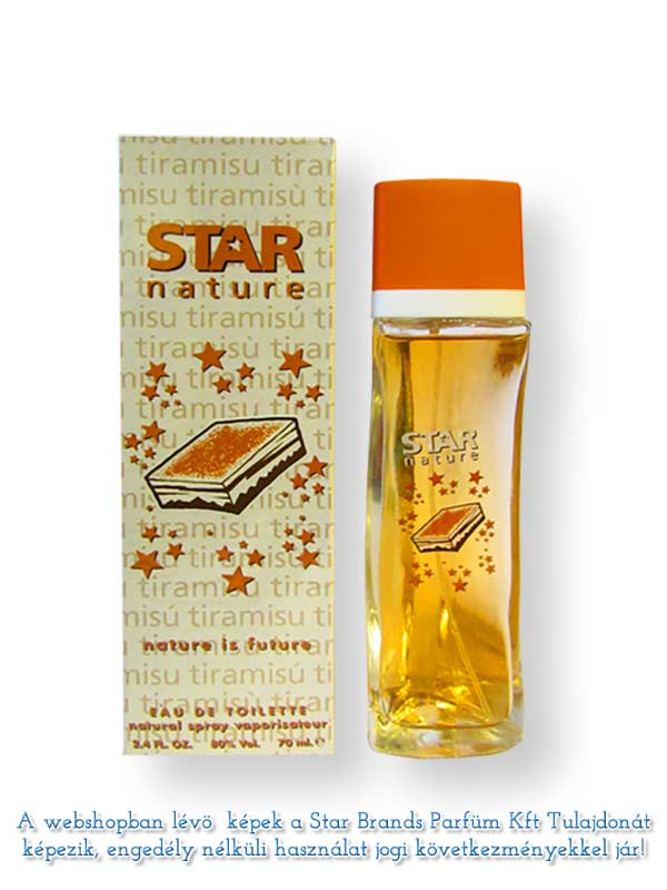 Star Nature - Tiramisu illat EDT 70ml