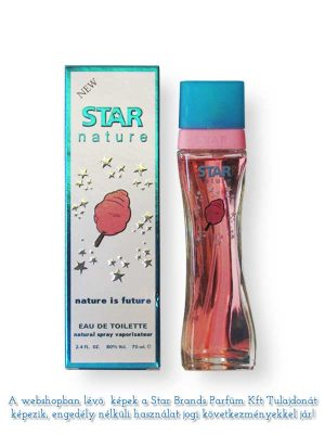 Star Nature Vattacukor illat EDT 70 ml